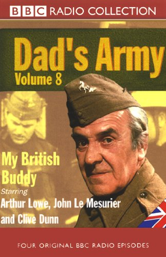 Dad's Army, Volume 8 audiobook cover art