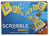 Scrabble Junior, Jeu de Société et de Lettres pour Enfants 6 ans, Version Française, Y9668