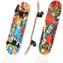 Hiboy 95A High Rebound Pu Cushion Alpha Skateboard