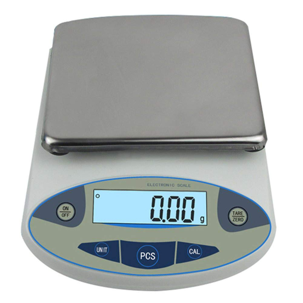 c1c72307b775 Hanchen Electronic Analytical Balance, 0.1mg 220g Precise Digital ...