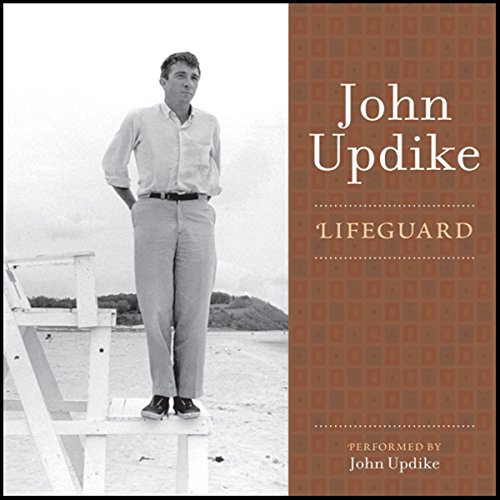 Lifeguard audiobook cover art