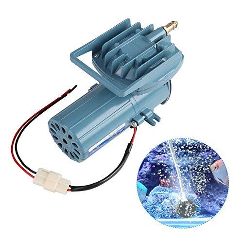 Yosoo Aquarium Air Pump DC 12V 35W Air Pump Aerator for Fish Pond Aquaculture Aquarium Accessory Tool