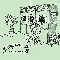 Okayuka「風凪」の歌詞を収録したCDジャケット画像