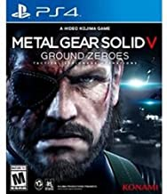 Metal Gear Solid V Ground Ps4