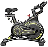 YLJYJ Magnetic Indoor Exercise Bike Exercise Spinning Bike, Home Equ Smart Mute Bicycle Indoor Bodybuilding Fitness Sports Cardio Bike for Home m Exercise Bikes for Home uset