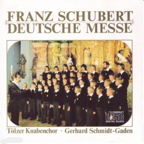Deutsche Messe Franz Schubert German Mass