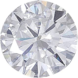 DovEggs Moissanite GH Color Simulated Diamond Loose Stone Excellent Cut VVS1-VVS1 Clarity