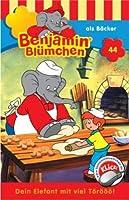 Benjamin Blümchen - Folge 44: als Bäcker [Musikkassette] [Musikkassette]
