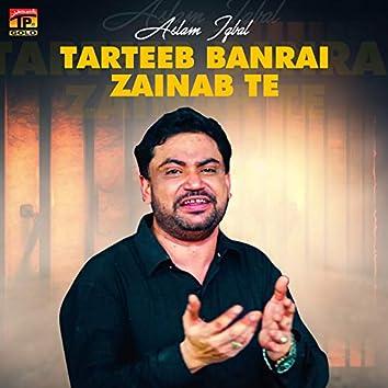 Tarteeb Banrai Zainab Te - Single