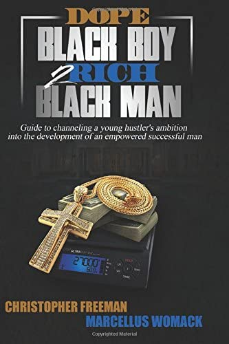 Dope Black Boy 2 Rich Black Man Guide to channeling a young hustler s ambition into the development product image