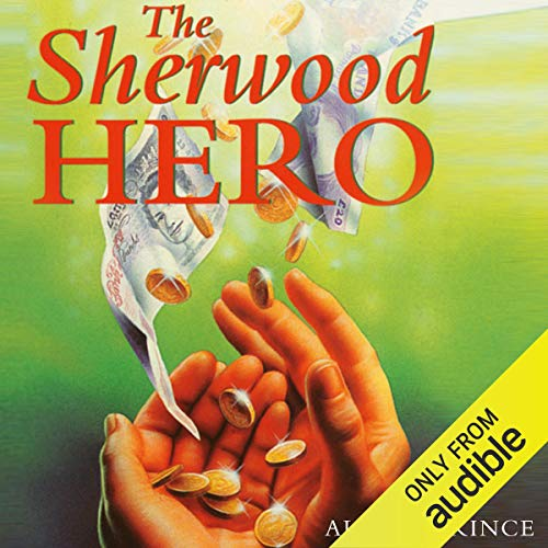 Page de couverture de The Sherwood Hero