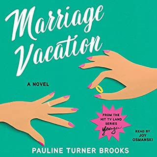 Marriage Vacation                   By:                                                                                                                                 Pauline Brooks                               Narrated by:                                                                                                                                 Joy Osmanski                      Length: 8 hrs and 32 mins     159 ratings     Overall 4.1
