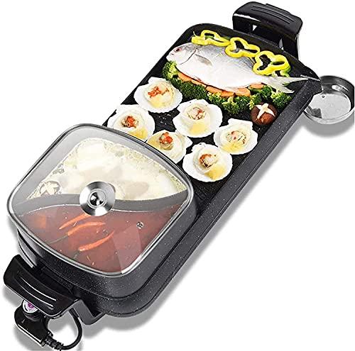 HKAFD Korean BBQ Grill Rauchfreie...