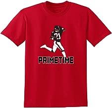 The Silo RED Atlanta Deion Prime Time T-Shirt