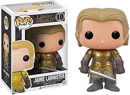 ZSDD HBO: Game of Thrones Pop: Jaime Lannister Vinilo en Caja coleccionables de 10 cm