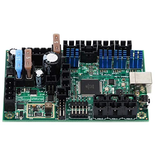 Almencla Replacements Control Board, Mainboard Mini-Rambo 1.3 for 3D Printer