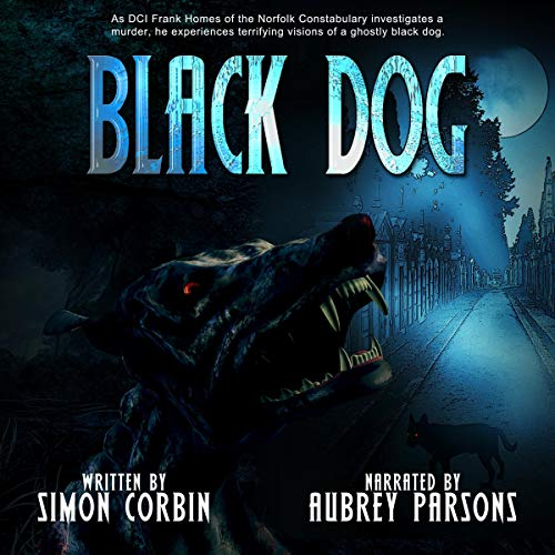 Black Dog audiobook cover art