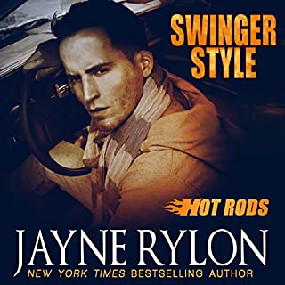 Swinger Style audiobook cover art