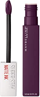 Superstay Matte Ink City Edition Lipstick, 110 Originator (Pack of 2)