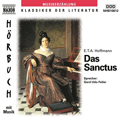 Das Sanctus audiobook cover art