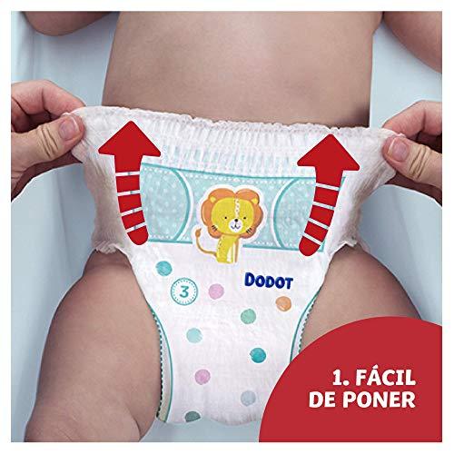 Dodot Pants Talla 4 pack 165 pañales