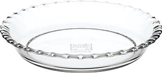 iwaki ベーシックシリーズ ふち飾り皿 外径19cm KBT207