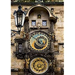 Prague Clock (Around The World)
