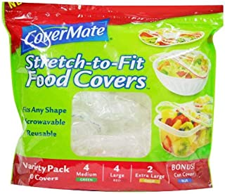 CoverMate Stretch-to-Fit Food Covers
