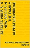 Alfalfa virus S, a new species in the family Alphaflexiviridae (English Edition)
