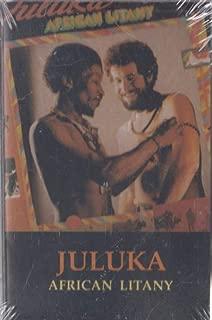 Juluka: African Litany -18414 Cassette Tape