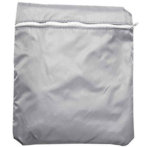 Gesh Cubierta universal para enganche de caravana impermeable, a prueba de polvo, enganche de bola de remolque para autocaravana