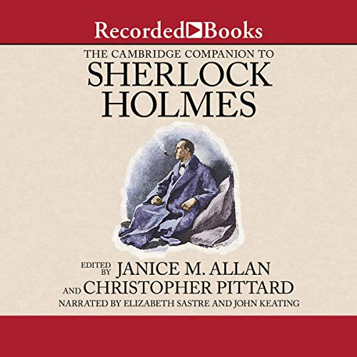 The Cambridge Companion to Sherlock Holmes  By  cover art