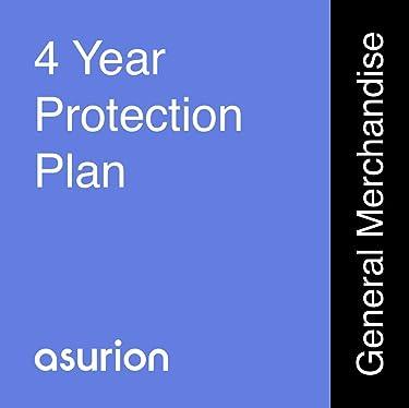 ASURION 4 años plan de protección de mejoras para el hogar $30-39.99