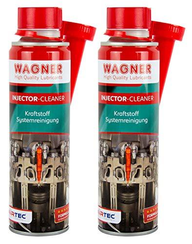 2X Wagner SPEZIALSCHMIERSTOFFE Injector-Cleaner Kraftstoffsystemreiniger 300 ml