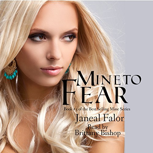 Mine to Fear audiobook cover art