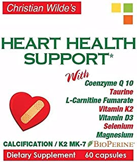 Christian Wilde's Heart Health Support (4 statin and Non statin Users)