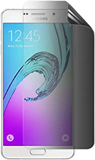 Celicious Privacy 2-Way Anti-Spy Filter Screen Protector Film Compatible with Samsung Galaxy A5 (2016)