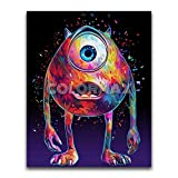 5d Diamond Painting Set Cartoon Star Wars Robot Et Animal Cat Full Square Daimond Painting Full Round Diamond Mosaic Comic Art RoundDrill30X40 2