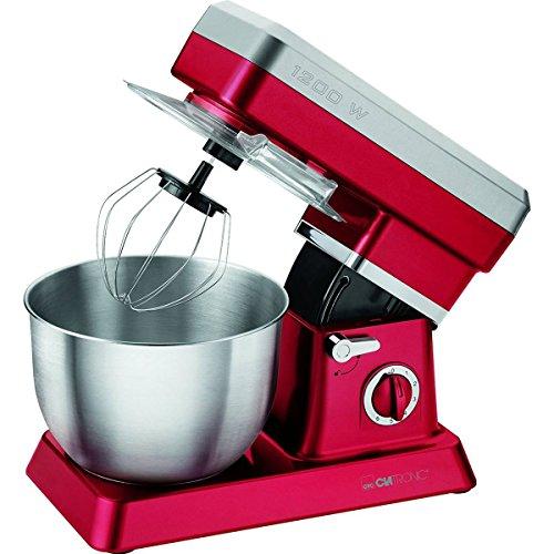 Clatronic KM 3630 Küchenmaschinen, rot