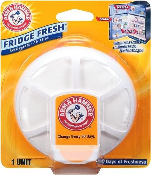 Arm Hammer Fridge Fresh Refrigerator Air Filter Pack Of 4