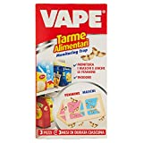Vape - Trampas alimentarias para polillas sin insecticida e inodoras, 3 unidades