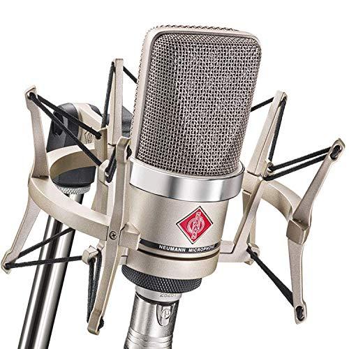 Neumann TLM102STUDIOSET - Tlm 102 studio set cardiode niquel