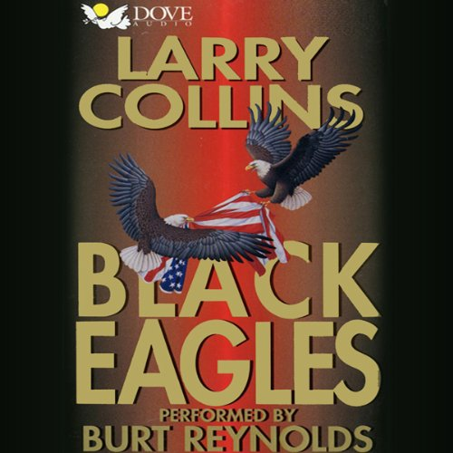 Black Eagles audiobook cover art
