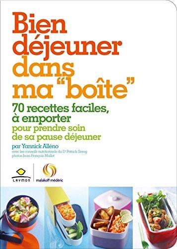 Déjeuner dans ma boite (Laymon Gastronomie) (French Edition)