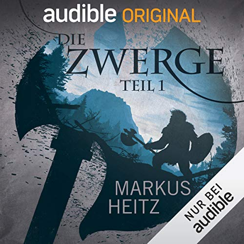 Die Zwerge, Teil 1 audiobook cover art