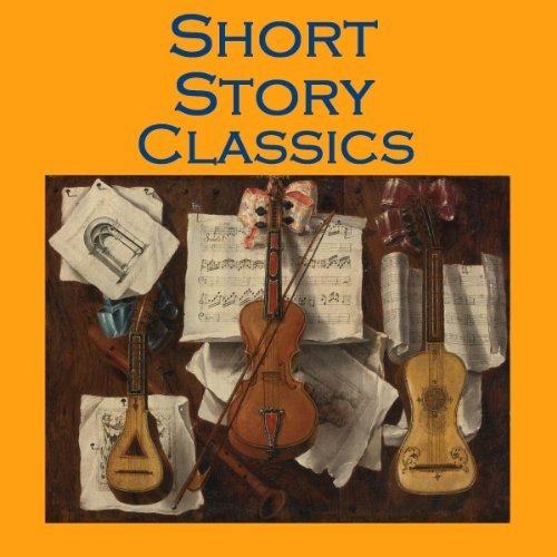 Short Story Classics audiobook cover art