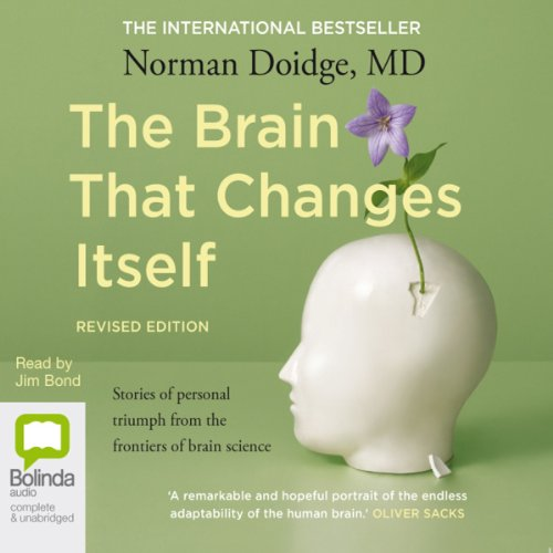 The Brain that Changes Itself audiobook cover art