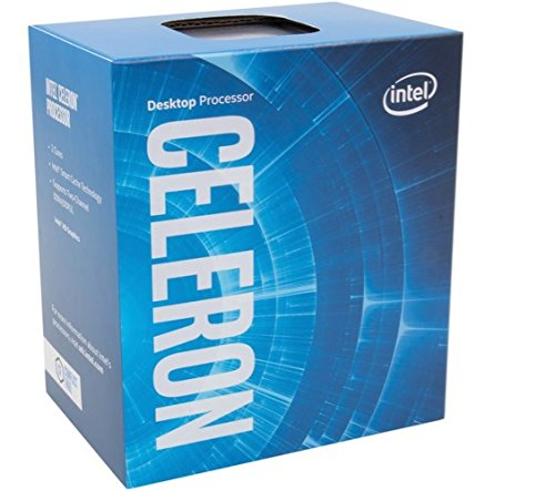 Intel Celeron G3900 - Procesador Dual-Core (2,80GHz)