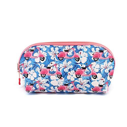 Oh My Pop! Pop! Pink Scooter-Jelly Kulturtasche Trousse de Toilette, 34 cm, Multicolore (Multicolour)