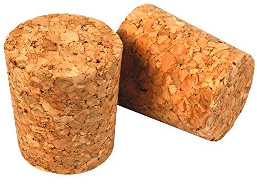 Bonde conique - Diamètre Haut 30 mm - Bas 26 mm - Vendu par 2